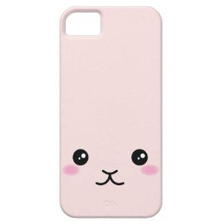 Capas Para iPhone 5 Bonito, kawaii, design cor-de-rosa do coelho