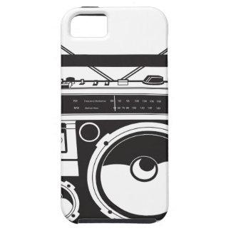 Capas Para iPhone 5 ☞ box de boom Oldschool, Cassette Player/
