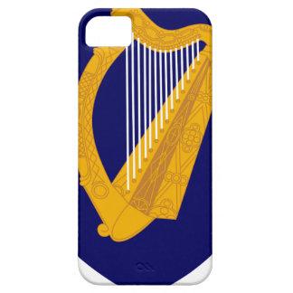 Capas Para iPhone 5 Brasão de Ireland - emblema irlandês