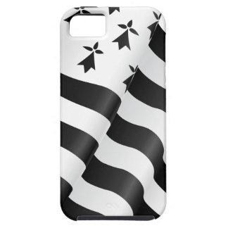 Capas Para iPhone 5 Bretão de Drapeau (bandeira bretão)