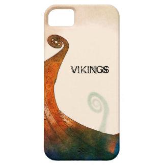 Capas Para iPhone 5 Caixa da cauda de Viking Longship
