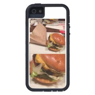 Capas Para iPhone 5 Caixa do cheeseburger