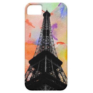Capas Para iPhone 5 Caixa do SE /5/5s do iPhone da torre Eiffel