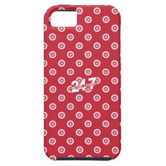 Capas Para iPhone 5 Caixa vermelha & branca