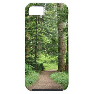 Capas Para iPhone 5 Caminhada da floresta, montanhas, Scotland