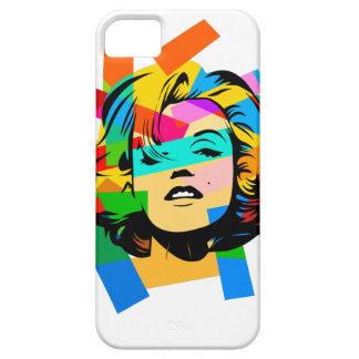 Capas Para iPhone 5 Cara colorida