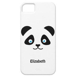 Capas Para iPhone 5 cara do urso de panda