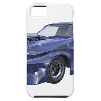 Capas Para iPhone 5 Carro azul do músculo de 2016 estrelas
