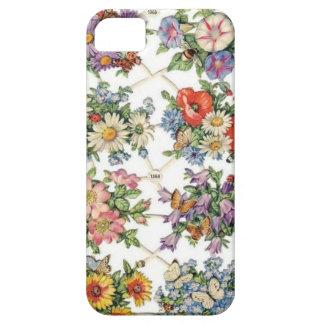 Capas Para iPhone 5 Case mate iPhone5 floral do vintage mal lá