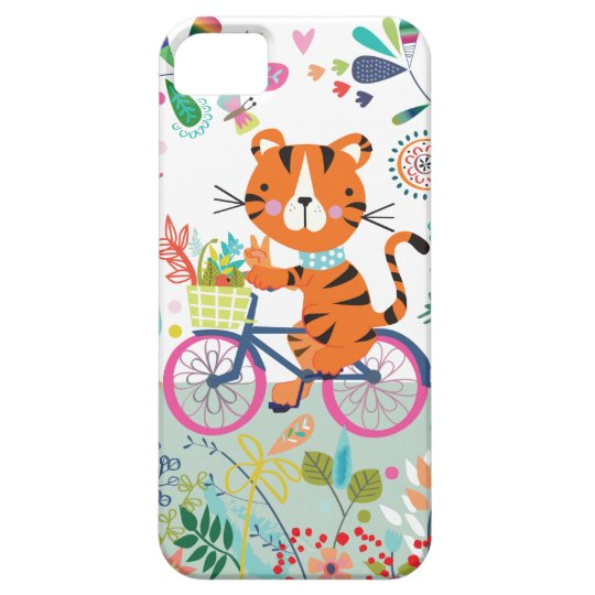 Capas Para iPhone 5 Case Tiger