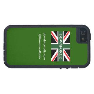 Capas Para iPhone 5 Caso de rádio do iPhone 5 de Downforce para