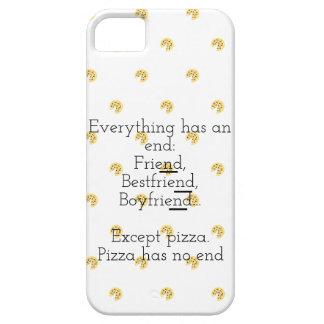 Capas Para iPhone 5 Caso do iPhone 7 do amante da pizza