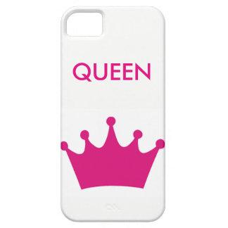 Capas Para iPhone 5 Caso para rainhas