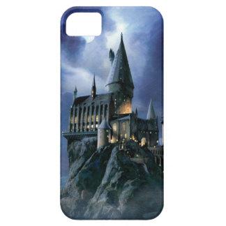 Capas Para iPhone 5 Castelo | Hogwarts enluarada de Harry Potter