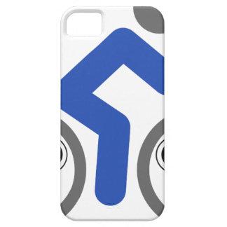 Capas Para iPhone 5 Cavaleiro do girador da inquietação