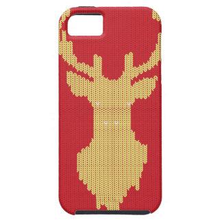 Capas Para iPhone 5 Cervos feitos malha