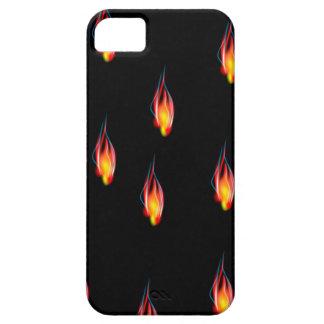 Capas Para iPhone 5 Chamas do fogo