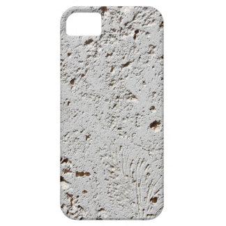 Capas Para iPhone 5 Close up fóssil da superfície do azulejo da