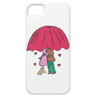 Capas Para iPhone 5 Cobrir Loving do telefone do casal