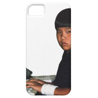 Capas Para iPhone 5 Codificador incondicional com Wristband