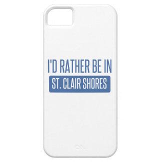 Capas Para iPhone 5 Costas do St. Clair