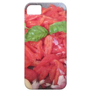 Capas Para iPhone 5 Cozinhando o molho de tomate caseiro