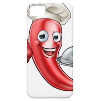Capas Para iPhone 5 Cozinheiro chefe da pimenta dos desenhos animados