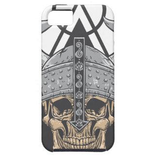 Capas Para iPhone 5 Crânio de Viking
