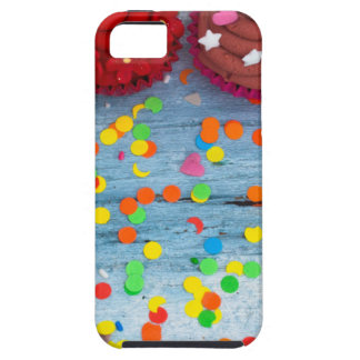 Capas Para iPhone 5 cupcakes coloridos