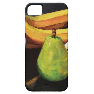 Capas Para iPhone 5 Da banana de Apple da pera vida ainda