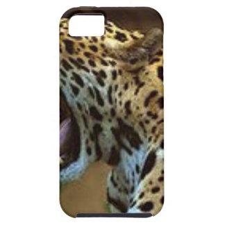 Capas Para iPhone 5 Dentes do rolamento da pantera