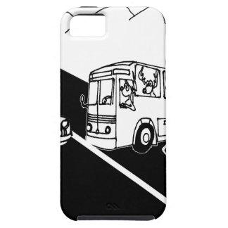 Capas Para iPhone 5 Desenhos animados 3251 do ônibus