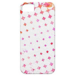 Capas Para iPhone 5 Design de explosão cor-de-rosa da banda desenhada