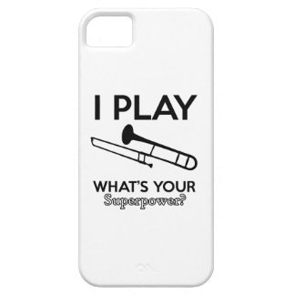 Capas Para iPhone 5 design do trombone