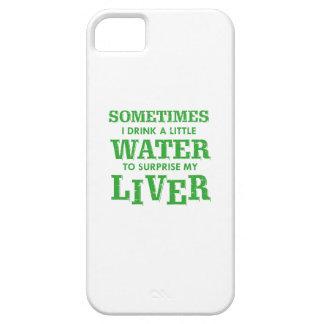 Capas Para iPhone 5 Design engraçado do fígado