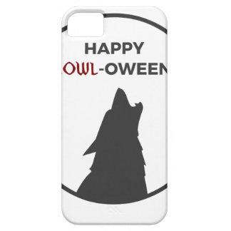 Capas Para iPhone 5 Design feliz do Dia das Bruxas do homem-lobo do