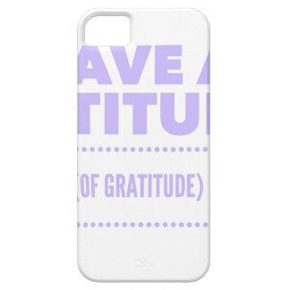 Capas Para iPhone 5 Desintoxicação AA da recuperação da gratitude da