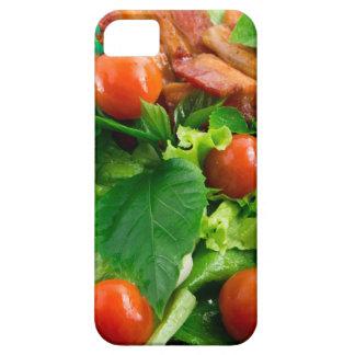 Capas Para iPhone 5 Detalhe de uma placa com tomates de cereja, ervas