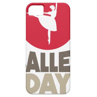 Capas Para iPhone 5 Dia do balé - dia da apreciação