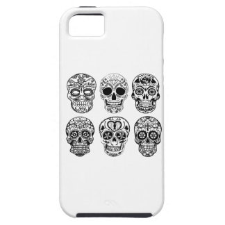 Capas Para iPhone 5 Diâmetro de los Muertos Crânio (dia do morto)