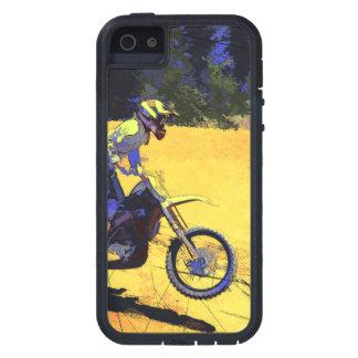 Capas Para iPhone 5 Duro da equitação! - Piloto do motocross