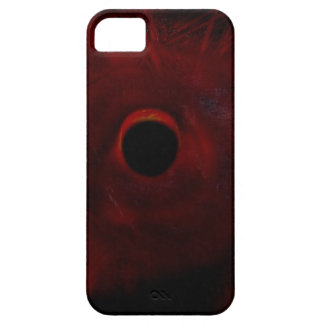 Capas Para iPhone 5 Eclipse abstrato