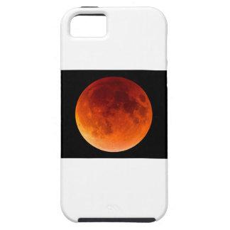 Capas Para iPhone 5 Eclipse da lua do sangue