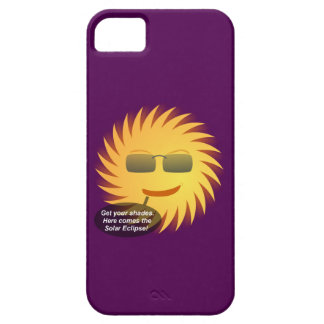 Capas Para iPhone 5 Eclipse solar