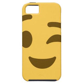 Capas Para iPhone 5 Emoji Wink