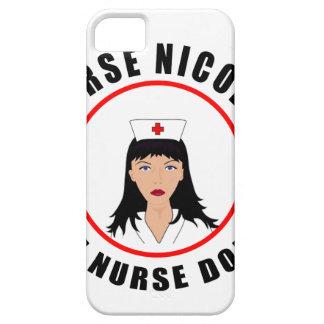 Capas Para iPhone 5 Enfermeira de Nicole
