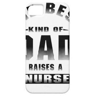 Capas Para iPhone 5 Enfermeira, o melhor tipo do pai