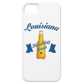 Capas Para iPhone 5 Equipe do bebendo de Louisiana