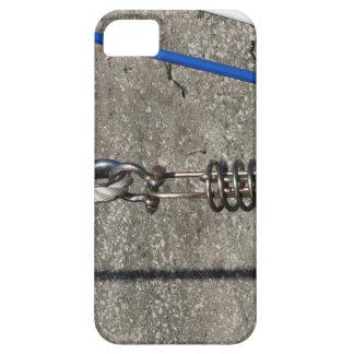 Capas Para iPhone 5 Estilingue da corda com o grilhão de âncora da