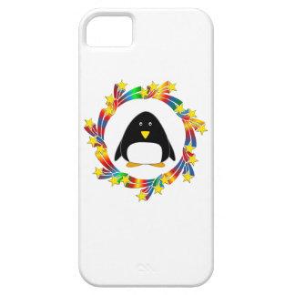 Capas Para iPhone 5 Estrelas do pinguim